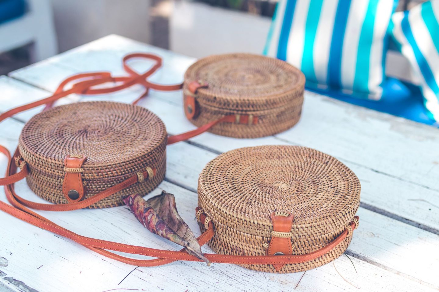 Woven Bags Under $100