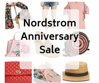 Nordstrom Anniversary Sale online shopping